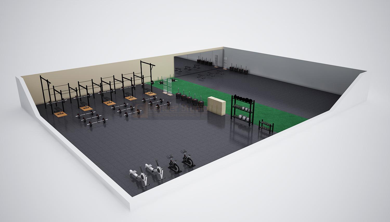 Sports/ Gym | Freelancers 3D