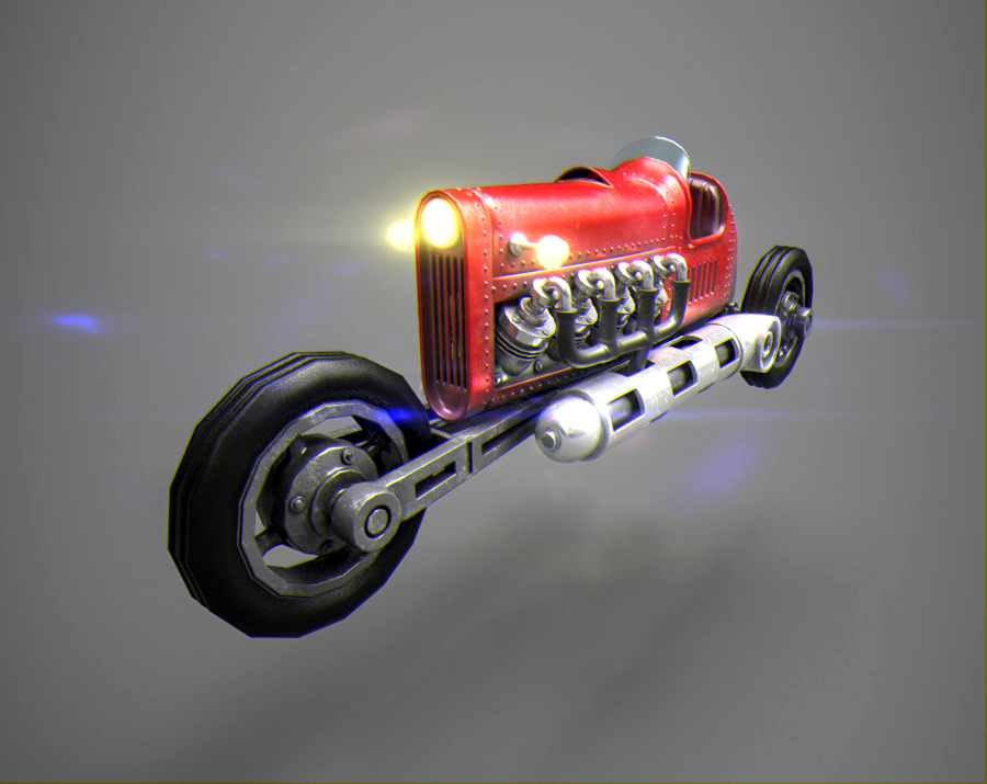 Cars and transport | Freelancers 3D