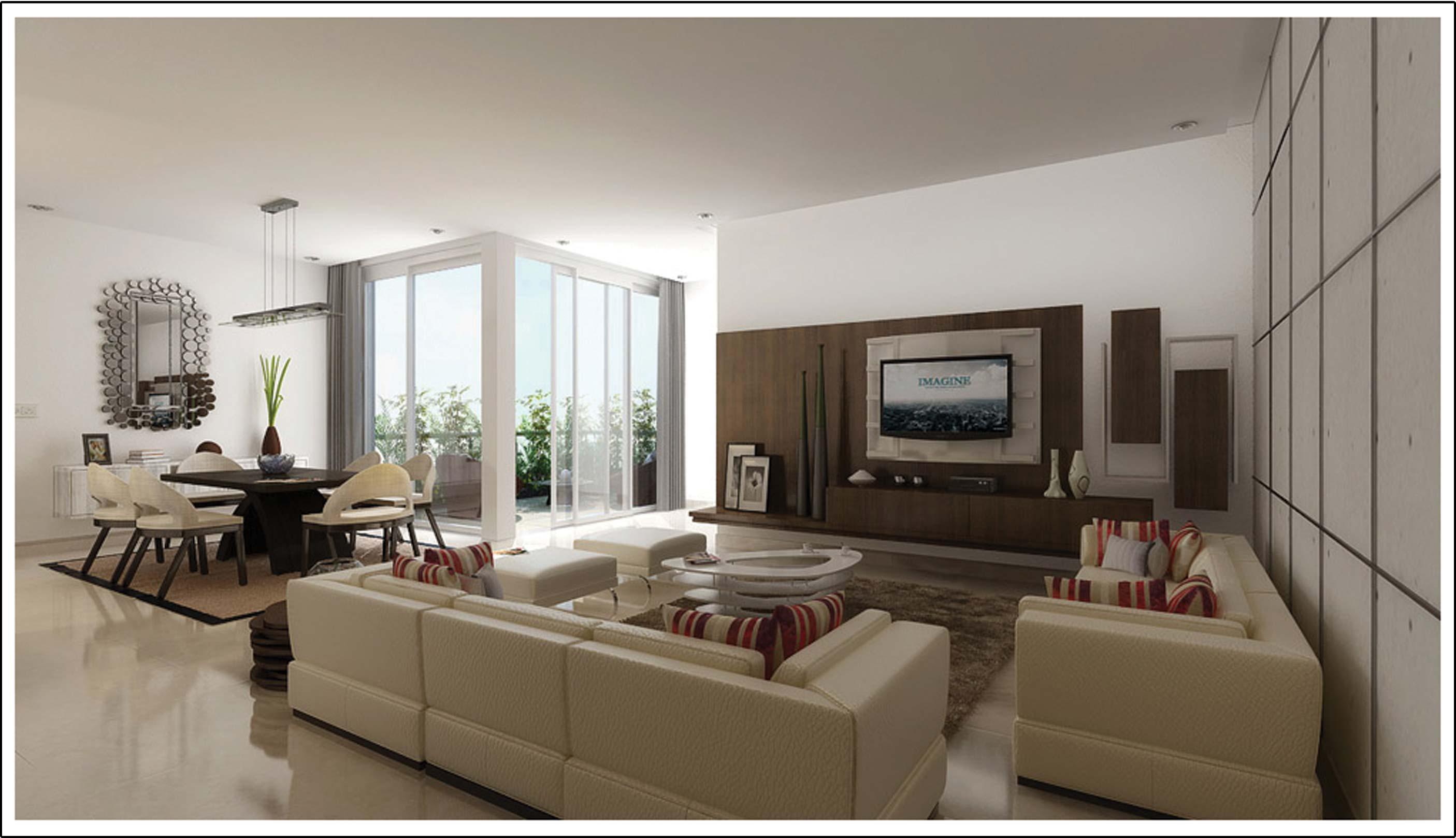 Interior Design Residinaital and Commercial | Freelancers 3D