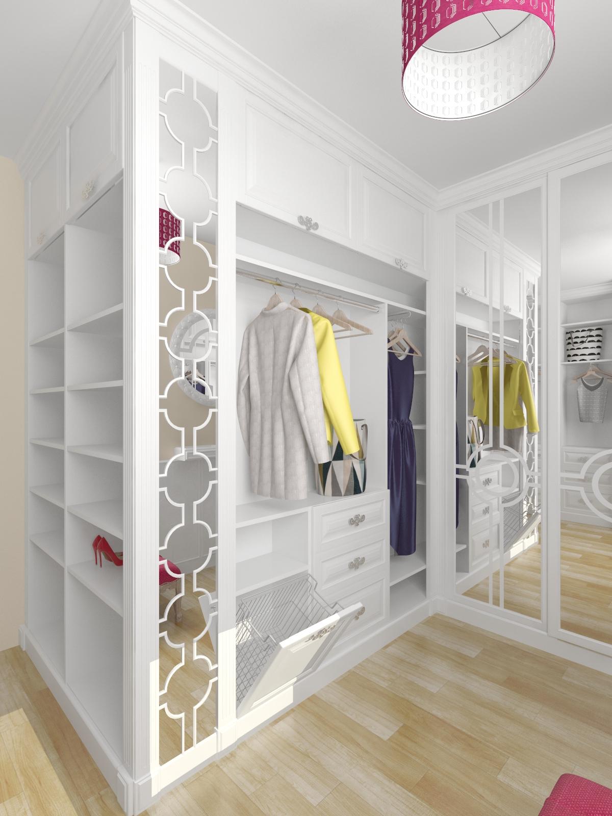 Dressing room | Freelancers 3D