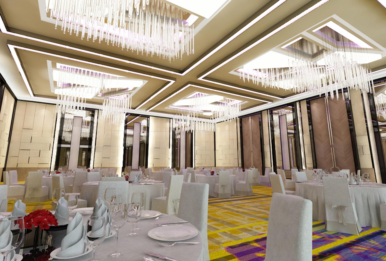 PUTRAJAYA LE MERIDIEN HOTEL MALAYSIA 3D Model