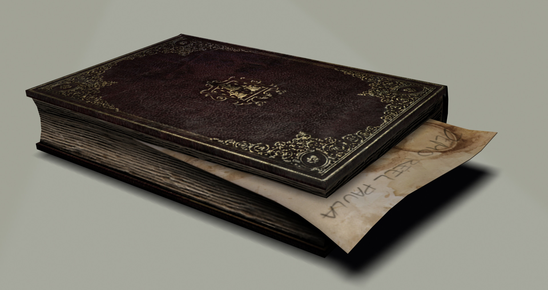 Old book | Freelancers 3D