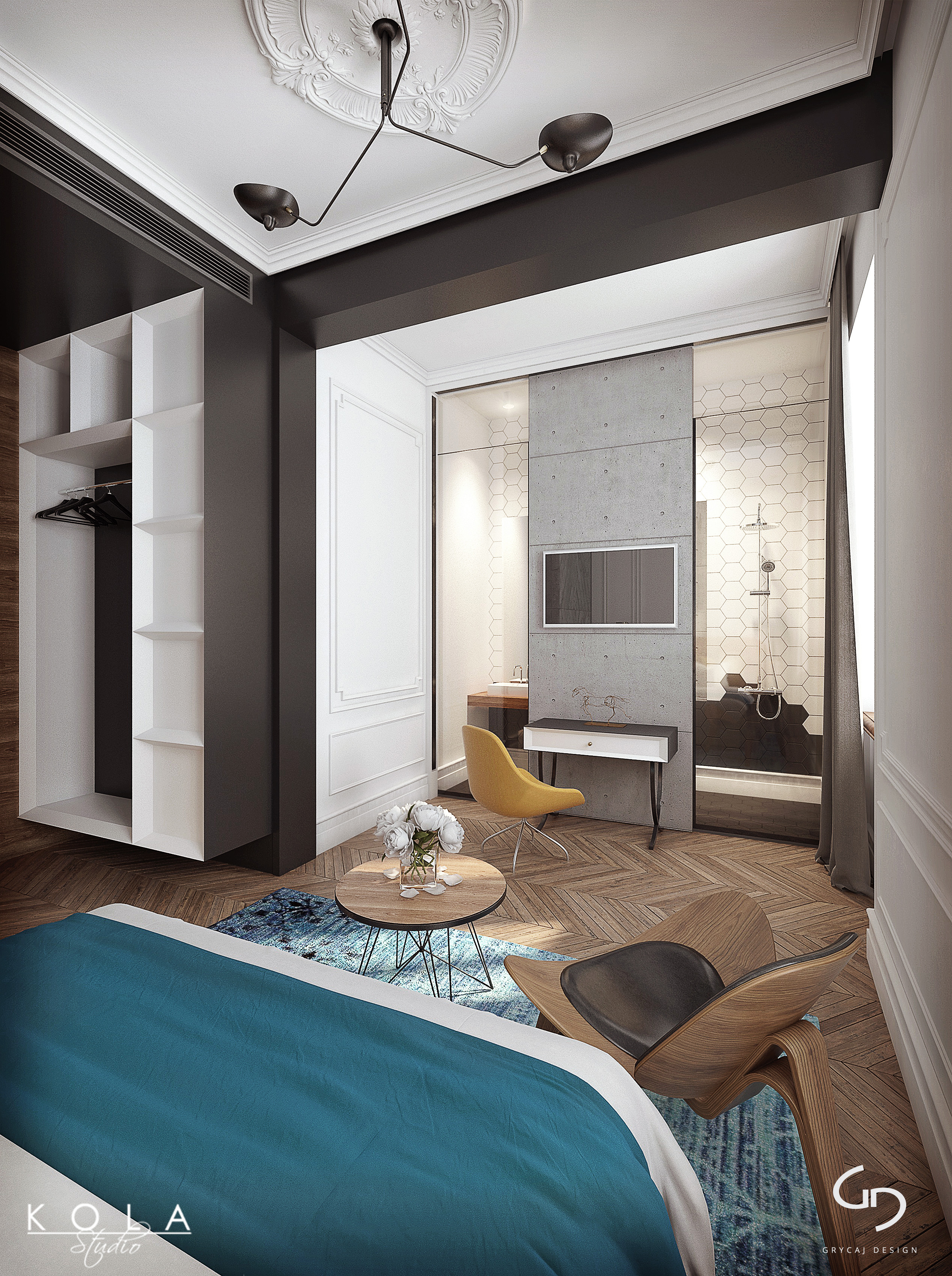 A Boutique Hotel Visualizations Of A Boutique Hotel Room Freelancers 3d