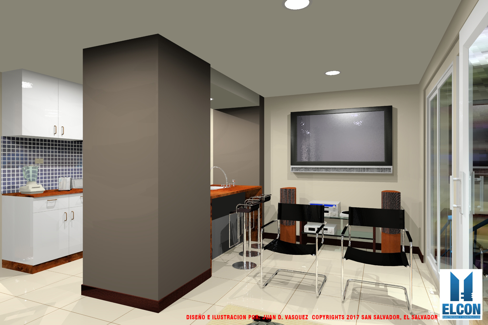house of easy construction 1 freelancers 3d