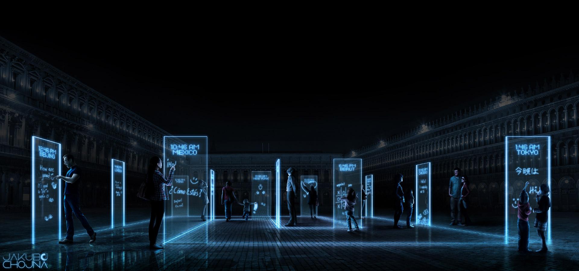 Clue Light Compeion Concept Freelancers