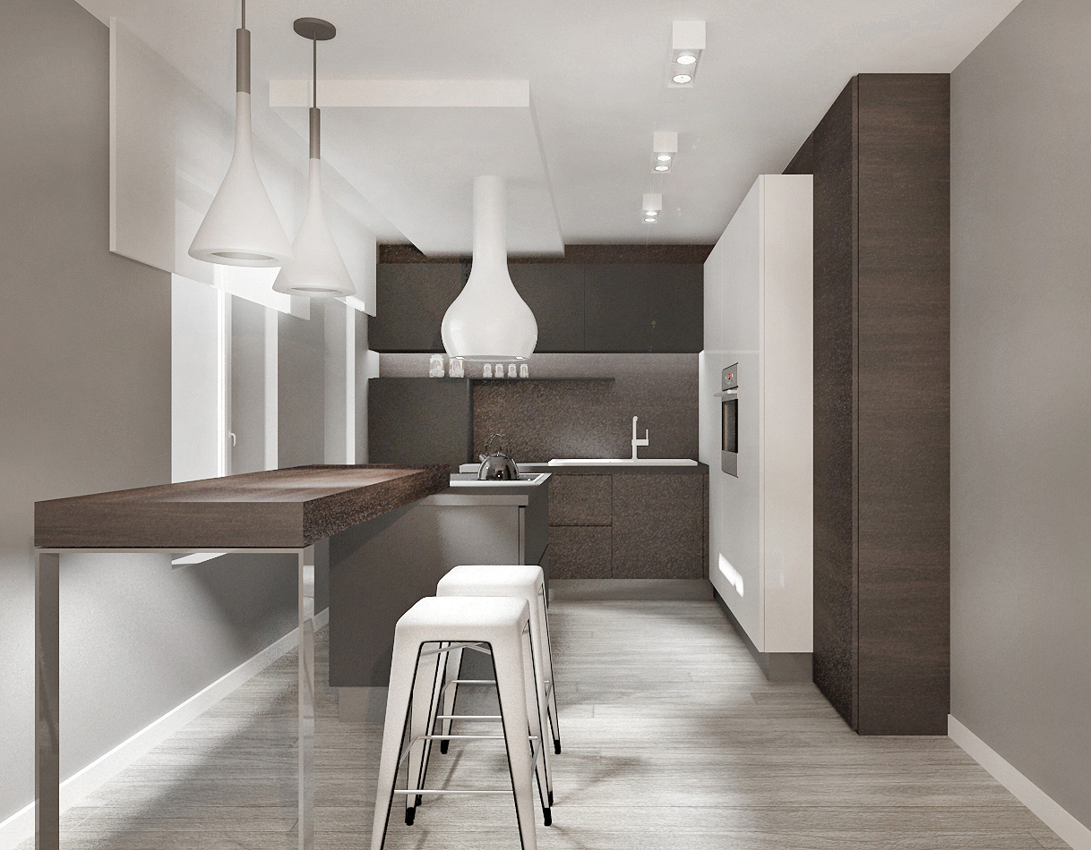 Interior Solutions Kitchens Interior Solutions Of Apartments And 3d Presentations Freelancers 3d