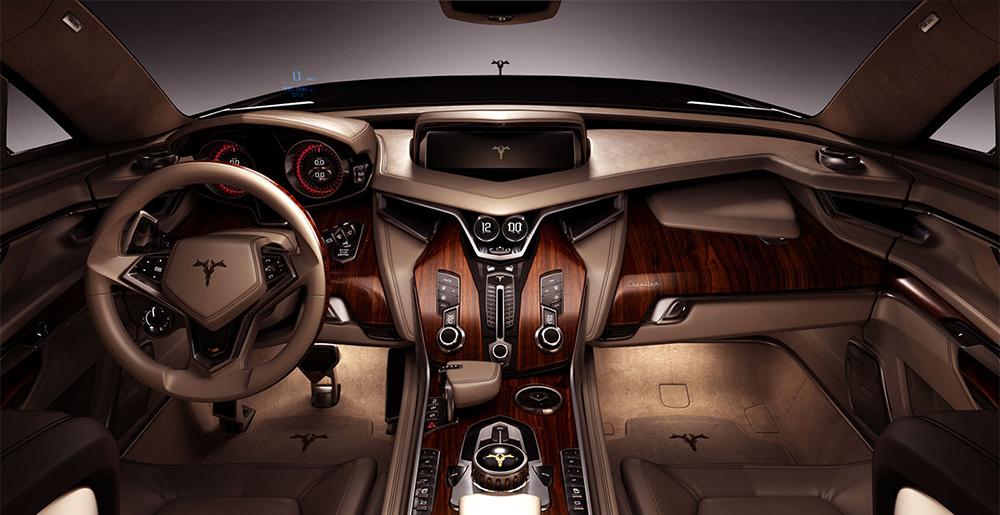 Inferno exceller interior design freelancers 3d - Interior decoration of car ...