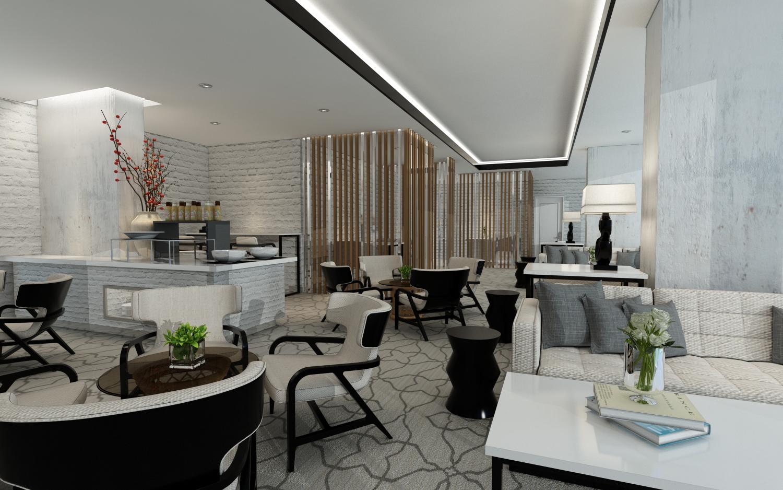 ALORA HOTEL PENANG MALAYSIA 3D Model