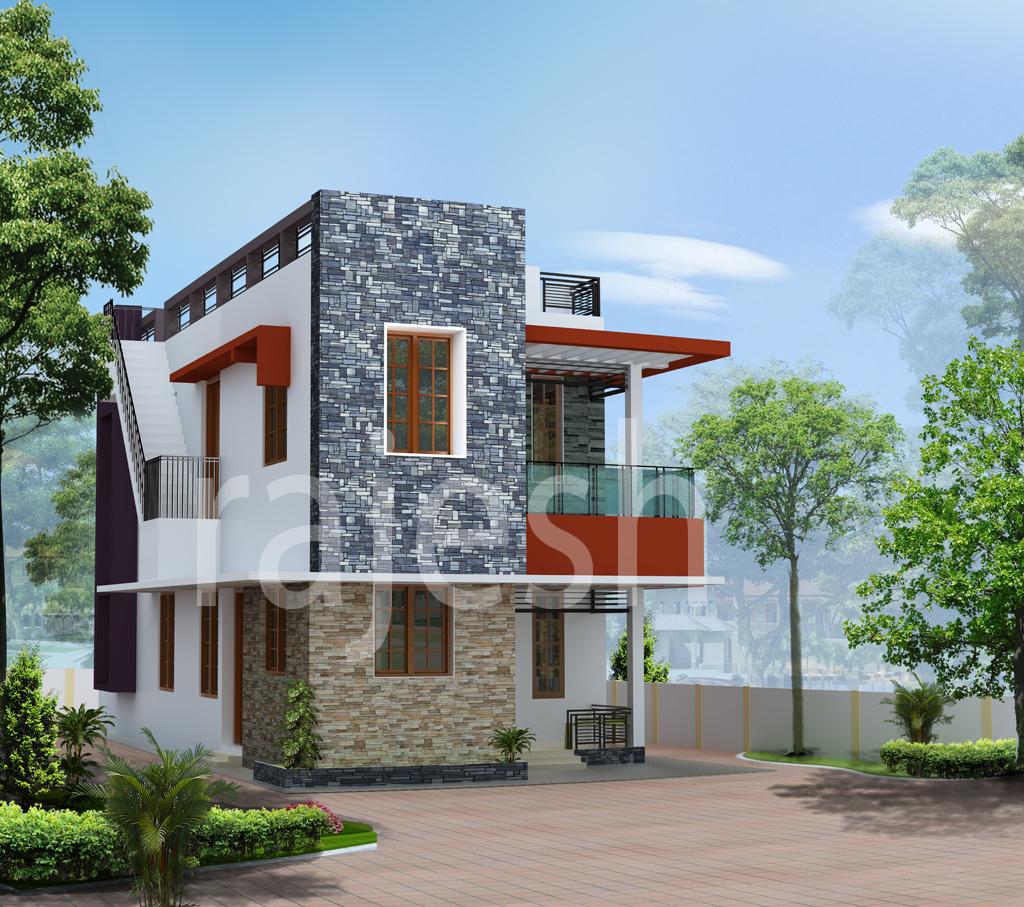 Majoj villa 3d model