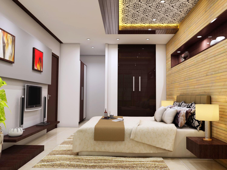 3d Master Bedroom 3D Model