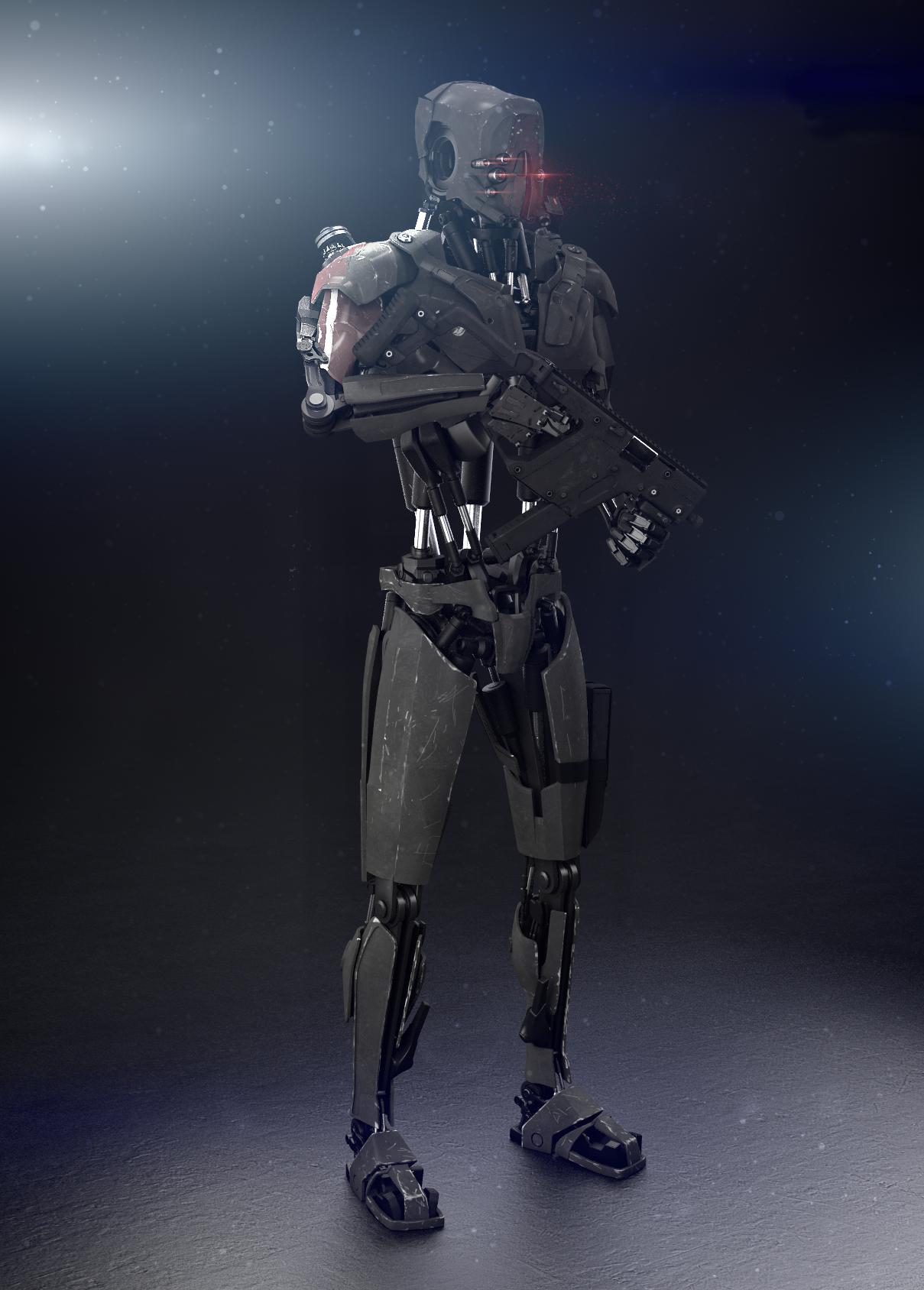 Robot | Freelancers 3D
