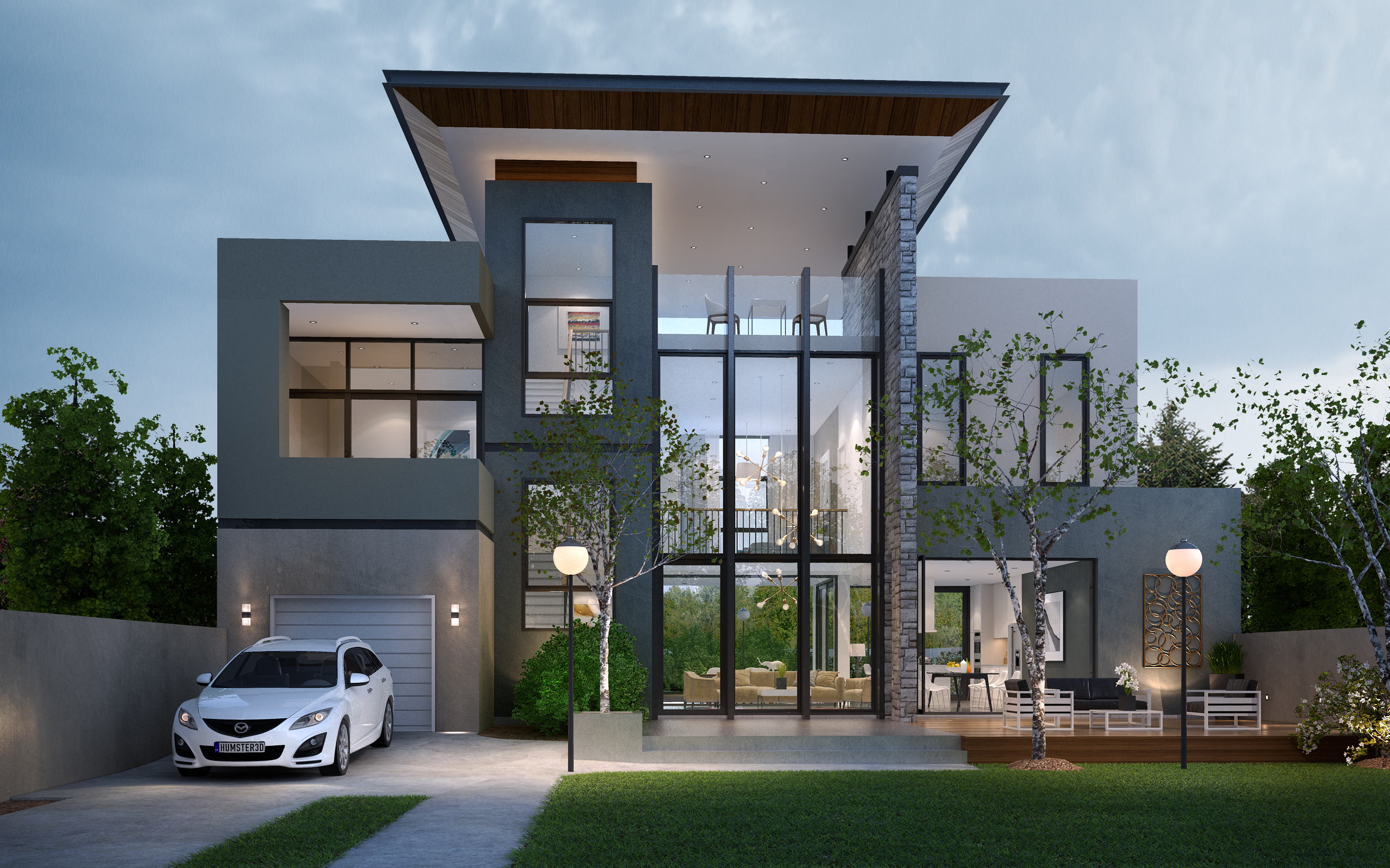 MODERN AND CHICH AND STRAIGHT FORWARD DESIGN 3D model - MODERN AND CHICH AND STRAIGHT FORWARD DESIGN, NO FLOWERY ELEMENTS, VERY FUNCTIONAL LAYOUT, AIRY DESIGN