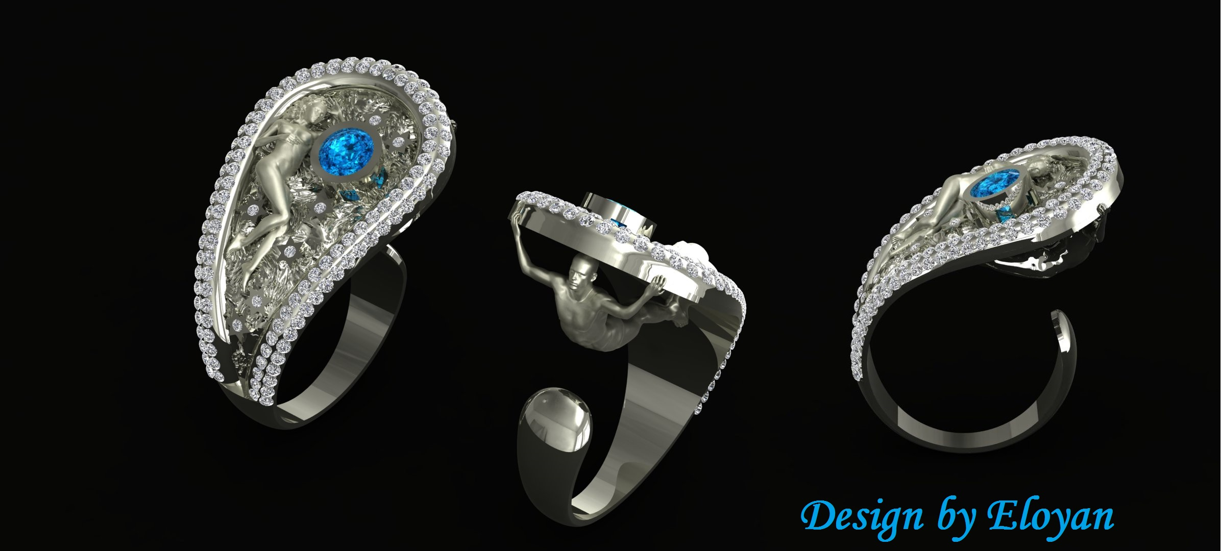 3D jewelry Freelancers 3D