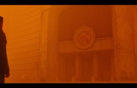 BladeRunner2049 3D model - image taken from the official trailer. I modeled props and environments.