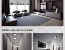 3D Designs to Various clients 3D model - *Interior - Living room , Malaysia