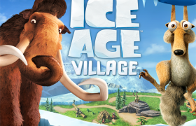 Ice Age Village iOS 2011 3D model