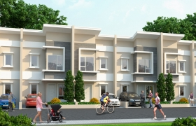 3D Exterior Visual Design for Green Residence 3D model - Exterior for Green Residence