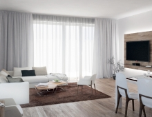 Interior visualizations 3D model - http://www.vizualizacky.com