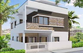 3D Architectural Visualization 3D interior and exterior Visualization 3D model