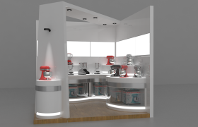 Kitchen Aid II 3D model