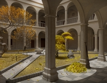 The Old Monastery... Seasons 3D model