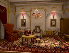 Interior Designer Samples 3D model
