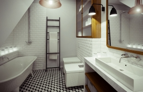 Some bathroom.. 3D model