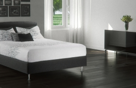 Bed showcase 3D model - Bed showcase