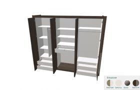 Carraro Furniture Catalog 3D model - One of the furniture catalog for the app