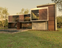 Project Home Renato 3D model