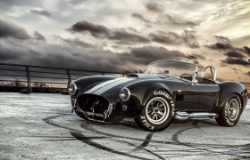 Shelby Cobra 427 S/C second set 3D model