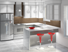 Modern Kitchen Style 3D model