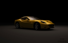 MY PORTFOLIO 3D model - Ferrari California