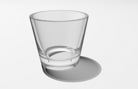 Glass- Testing transparency  3D model