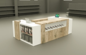 Retail Counter 3D model