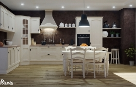 Arrex Kitchen 3D model