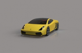 3D modelling and Rendering 3D model