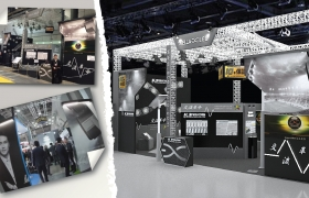 INTERNATIONAL LIGHTING FAIR TOKYO  3D model - Lighting Fair Tokyo 2015