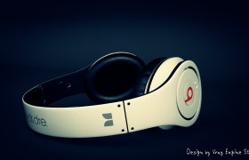 Monster Beats by Dr.Dre  3D model
