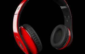 Headphones Monster Beats Studio 29$ 3D model