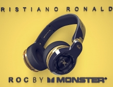 Monster ROC - Cinema 4D and VRAYforC4D  3D model