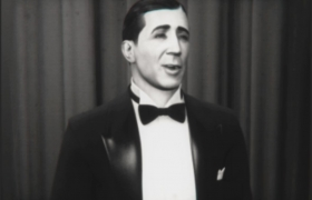 Carlos Gardel 3D model - I was in charge of : Cleaning curves, animation and post- processed to render them