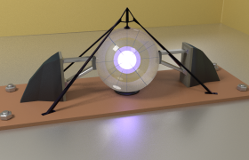 Invention 3D model