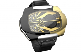 Watch cocept 3D model