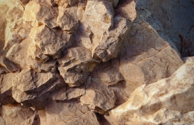 Photogrammetry rocks 3D model