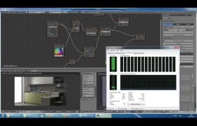 400 CPU Rendering Workflow 3D model