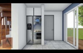 Texas Interior House Design 3D model - I will be the smart choice for your video!
