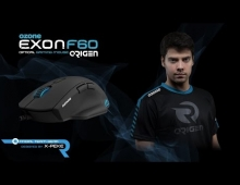 Exon Pro Gaming Mouse - Product Visualisation 3D model