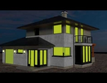 property visualizations 3D model - various visualizations for various clients