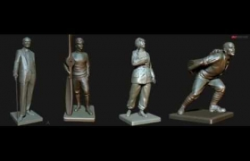 Organics-Vizmotor 3D model - VizMotor Sculpting
